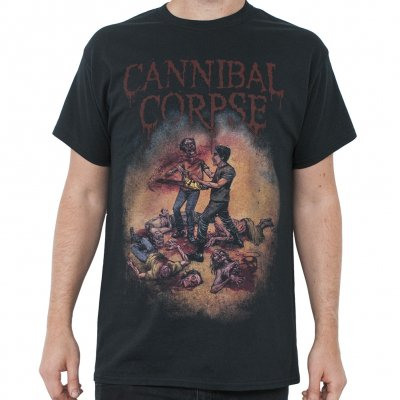 cannibal-corpse - Chainsaw Decapitation | T-Shirt