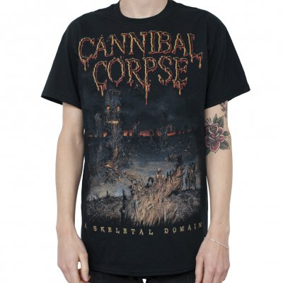cannibal-corpse - Album Art Tour 2015 | T-Shirt
