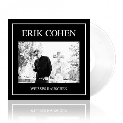 Erik Cohen - Weisses Rauschen | 180g Ltd. White Vinyl