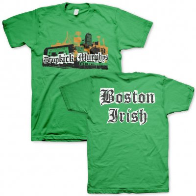 Dropkick Murphys - Boston Landmarks | T-Shirt