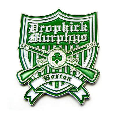 Dropkick Murphys - Shield | Enamel Pin