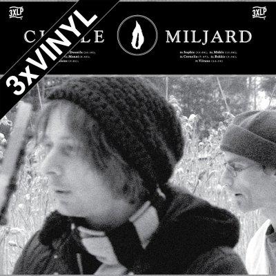 Circle - Miljard | 3xBlack Vinyl
