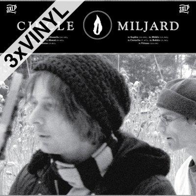 Circle - Miljard |3xClear Vinyl