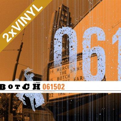 Botch - 061502   2xClear Orange Vinyl