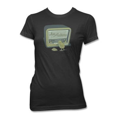 Canary | Girl Fitted T-Shirt
