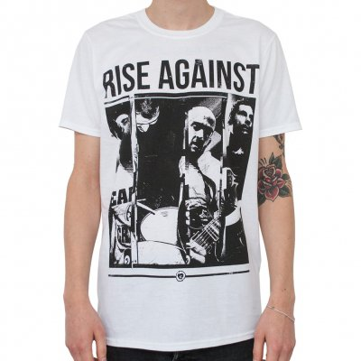 rise-against - Studio White | T-Shirt