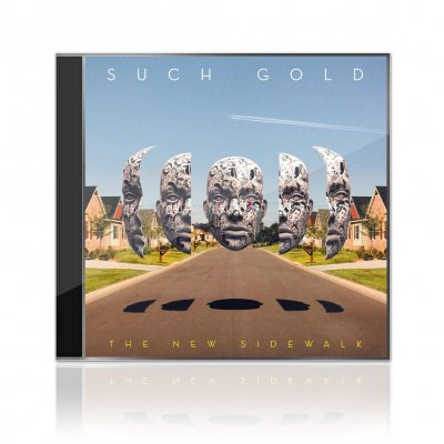 Such Gold - The New Sidewalk | CD