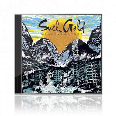 Such Gold - Misadventures | CD