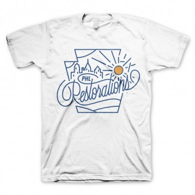 restorations - City | T-Shirt