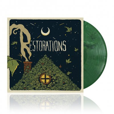 restorations - LP2 | Green Marbled Vinyl