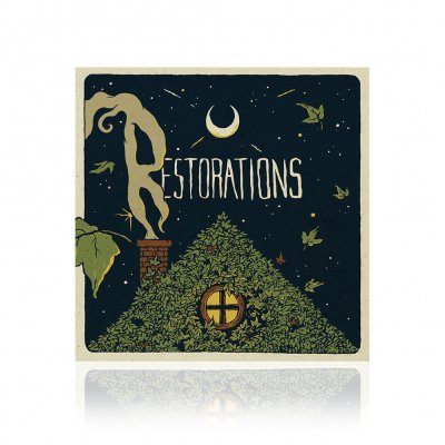 restorations - LP2 | CD
