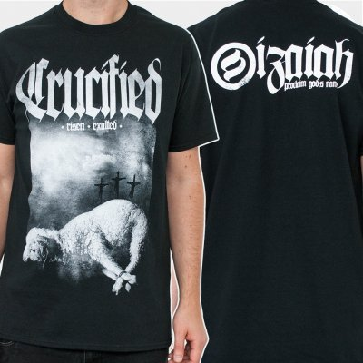 izaiah - Crucified | T-Shirt