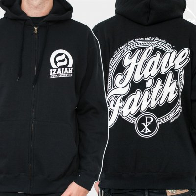 izaiah - Have Faith | Zip-Hood
