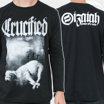 izaiah - Crucified | Longsleeve