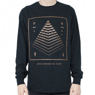 pianos-become-the-teeth - Traces | Longsleeve