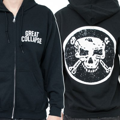 great-collapse - Skull | Zip-Hood