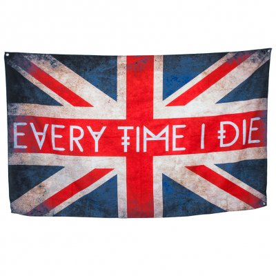 Every Time I Die - UK | Flag