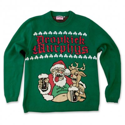 Dropkick Murphys - Christmas | Knit Sweatshirt