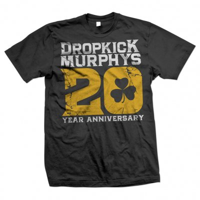 dropkick-murphys - 20th Anniversary | T-Shirt