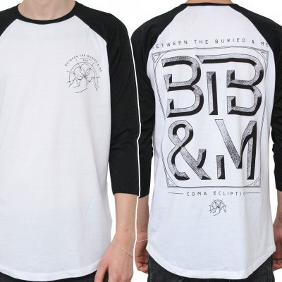 Between The Buried And Me - MTNS | 3/4 Baseball Longsleeve