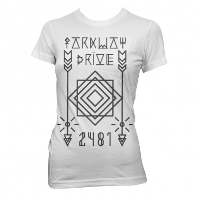 Parkway Drive - 2481 | Girl Fitted T-Shirt