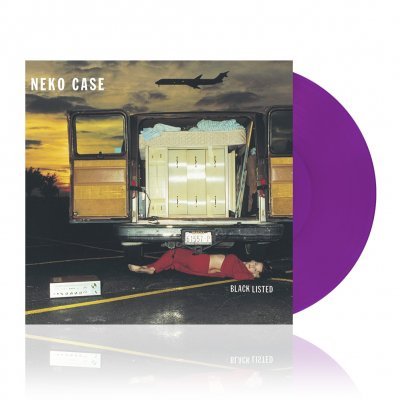 neko-case - Blacklisted | Violet Vinyl