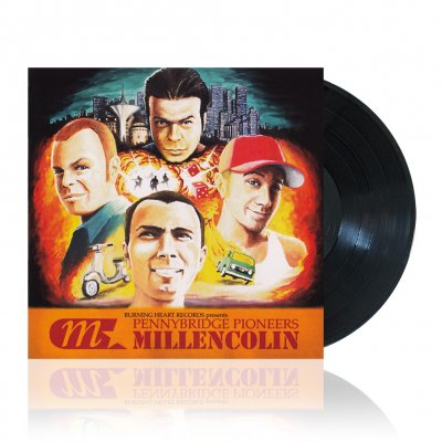 Millencolin - Pennybridge Pioneers | Black Vinyl
