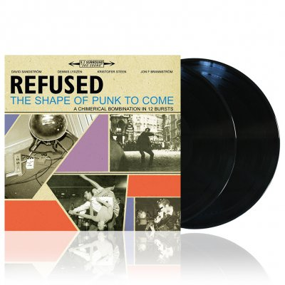 refused - The Shape Of Punk… | 2xVinyl