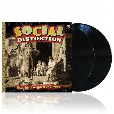 Social Distortion - Hard Times... | 2xVinyl