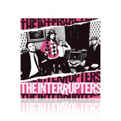 the-interrupters - S/T | CD