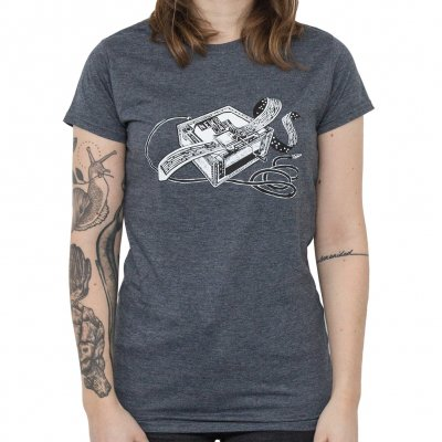 Neko Case - Shigby | Girl Fitted T-Shirt