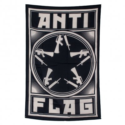 Anti-Flag - New Gunstar Banner | Flag
