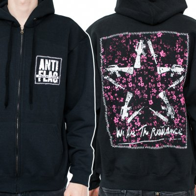 Anti-Flag - Blossom Patch | Zip-Hood