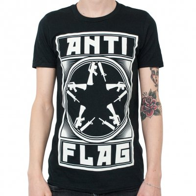 anti-flag - New Gunstar | T-Shirt