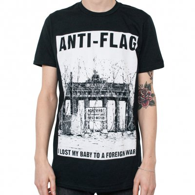 anti-flag - Brandenburg Gate | T-Shirt