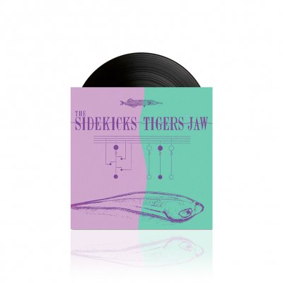 The Sidekicks/Tigers Jaw - Tigers Jaw Split | 7 Inch