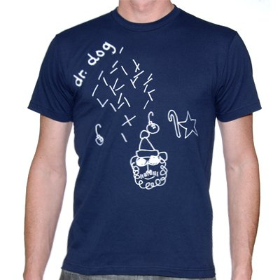 Dr. Dog - Santa | AA T-Shirt