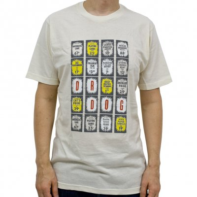 Dr. Dog - News Print | T-Shirt