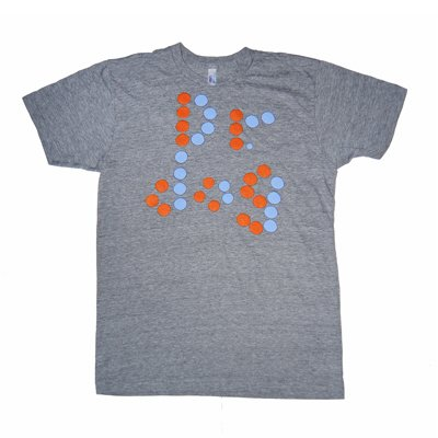 Dr. Dog - Dots | AA Fitted Girl T-Shirt