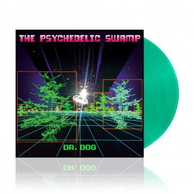 shop - The Psychedelic Swamp | Translucent Green Vinyl