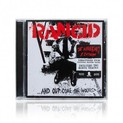 rancid - And Out Come The Wolves 20th Anniv. | CD