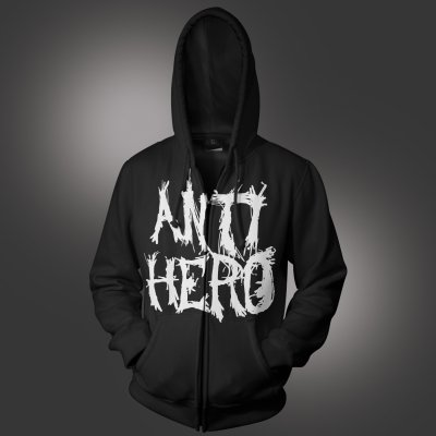Sumerian Death Squad - Anti Hero | Zip-Hood