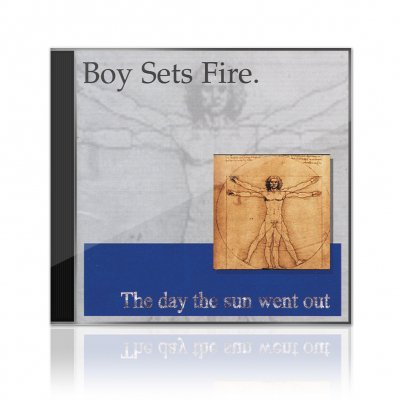 Boysetsfire - The Day The Sun Went Out | CD