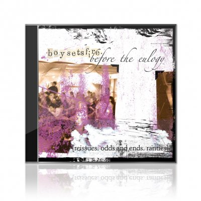 Before The Eulogy | CD