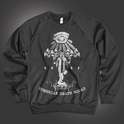 Sumerian Death Squad - Black Mass | Sweatshirt