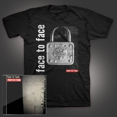shop - Protection/Lock | CD+T-Shirt Bundle