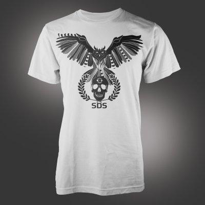 sumerian-death-squad - Owl | T-Shirt