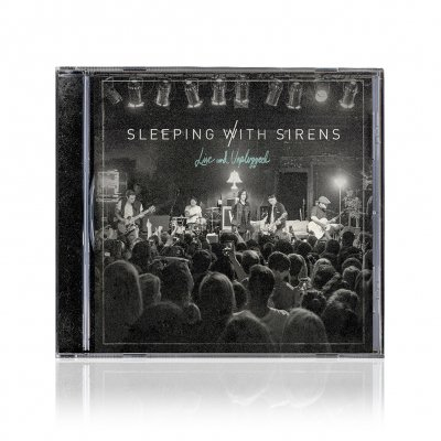 sleeping-with-sirens - Live And Unplugged | CD
