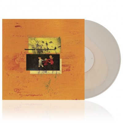 Basement - Colourmeinkindness | Bone In Clear Vinyl