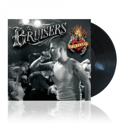 the-bruisers - Up In Flames | Vinyl